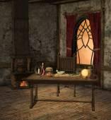 Alchymie místnost