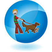 Dog-Walker-Web-Symbol