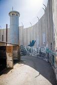 Na západním břehu Jordánu izraelská