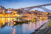 Panoráma města Porto, Portugalsko