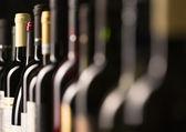 Lahve vína zobrazení