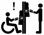 Disability Inclusion Sign