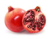 Köstliche rote Granate