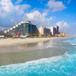 Постер, плакат: Daytona Beach in Florida coastline USA