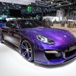 Постер, плакат: TechArt Grand GT based on Porsche Panamera Turbo