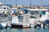 Rybářské lodě