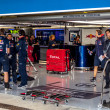 Постер, плакат: Red Bull Racing F1 Team