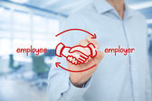 Employee and employer balanced cooperation concept