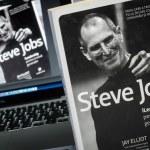 Постер, плакат: Steve Jobs Biography book