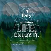 Motivational poster message design vector illustration eps10 graphic
