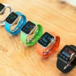 Постер, плакат: Apple Watch starts selling worldwide first smartwatch from App