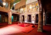 Belső Haveli mansion szoba tartozik gazdag indiai Rajasthan család