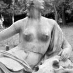 Постер, плакат: Nude woman