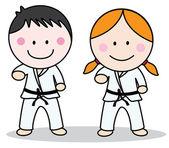 Karate gyerek