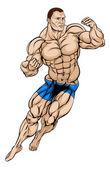 MMA Fighter nebo zápasník