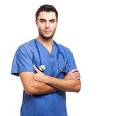 Ošetřovatel portrét