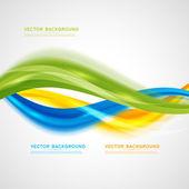 Vektorové pozadí abstraktní design