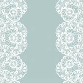 White lace on texture template