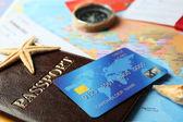 Hitelkártyák az útlevelek