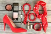 Základy módní ženu objekty