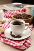 Frischen Kaffee