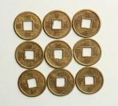 Feng shui érmék