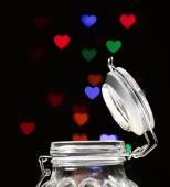 Love magic bottle
