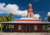 Barbados clock tower