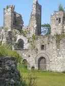 Rocca ruins in Caserta