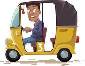 Asijská rikša