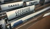 Daňové úniky, zahraniční konto