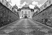 Halic castle in Slovakia.