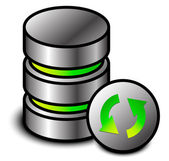 Ikona aktualizace databáze