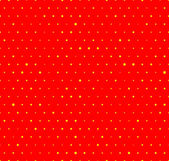Dotted yellow and red pop art pattern Seamlessly repeatable background with circles