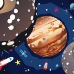 Постер, плакат: Jupiter Planet