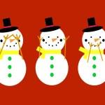 Постер, плакат: Snowmen