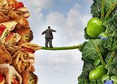 Étrend változás