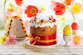 Sváteční Velikonoční dort