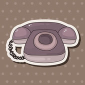 Telefon téma prvky