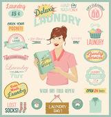 Laundry Design Set