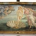 Постер, плакат: Birth of Venus painting Sandro Botticelli