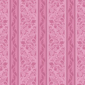 Damask seamless floral background pattern Vector illustration