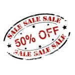 ������, ������: Sale fifty percent off