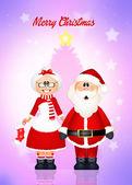 Vtipný pozdrav vánoční