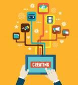 Optimalizace a vytváření aplikací pro mobilní zařízení