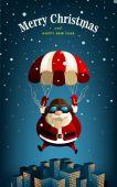 Santa claus vektor