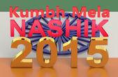 Kumbh Mela in Nasik 2015-Konzept