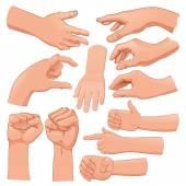 Több kéz