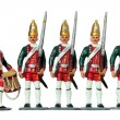 Постер, плакат: German Toy Soldiers