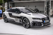 FRANKFURT - SEPT 2015: Audi RS 7 quattro concept presented at IA
